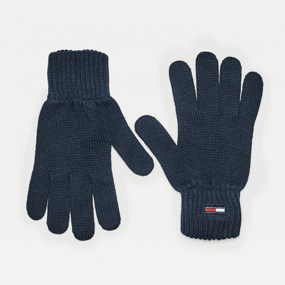 Tommy Jeans Basic Flag Rib Gloves
