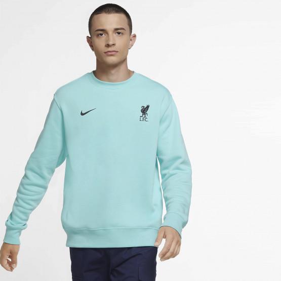Nike Liverpool F.C. Ανδρική Μπλούζα Φούτερ