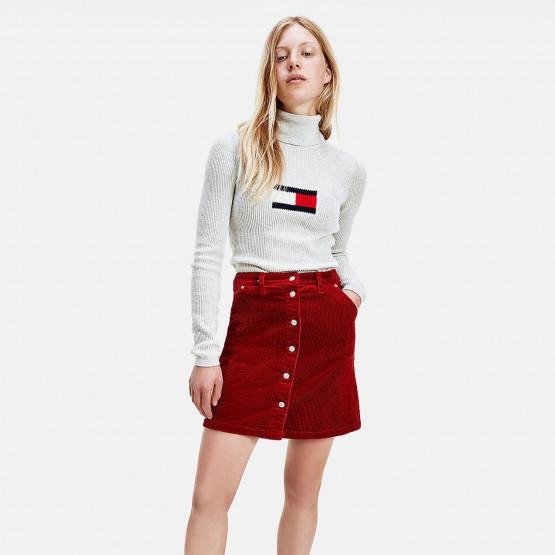 Tommy Jeans Flag Trutleneck Women's Knit