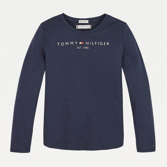 Tommy Jeans Essential Infants' Long-Sleeve Shirt