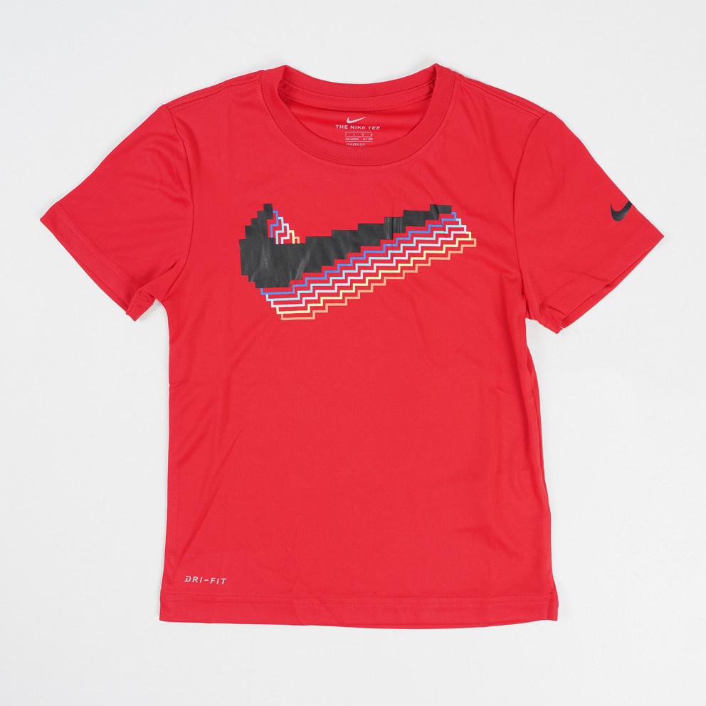 Nike Swoosh Pixel Ss Tee