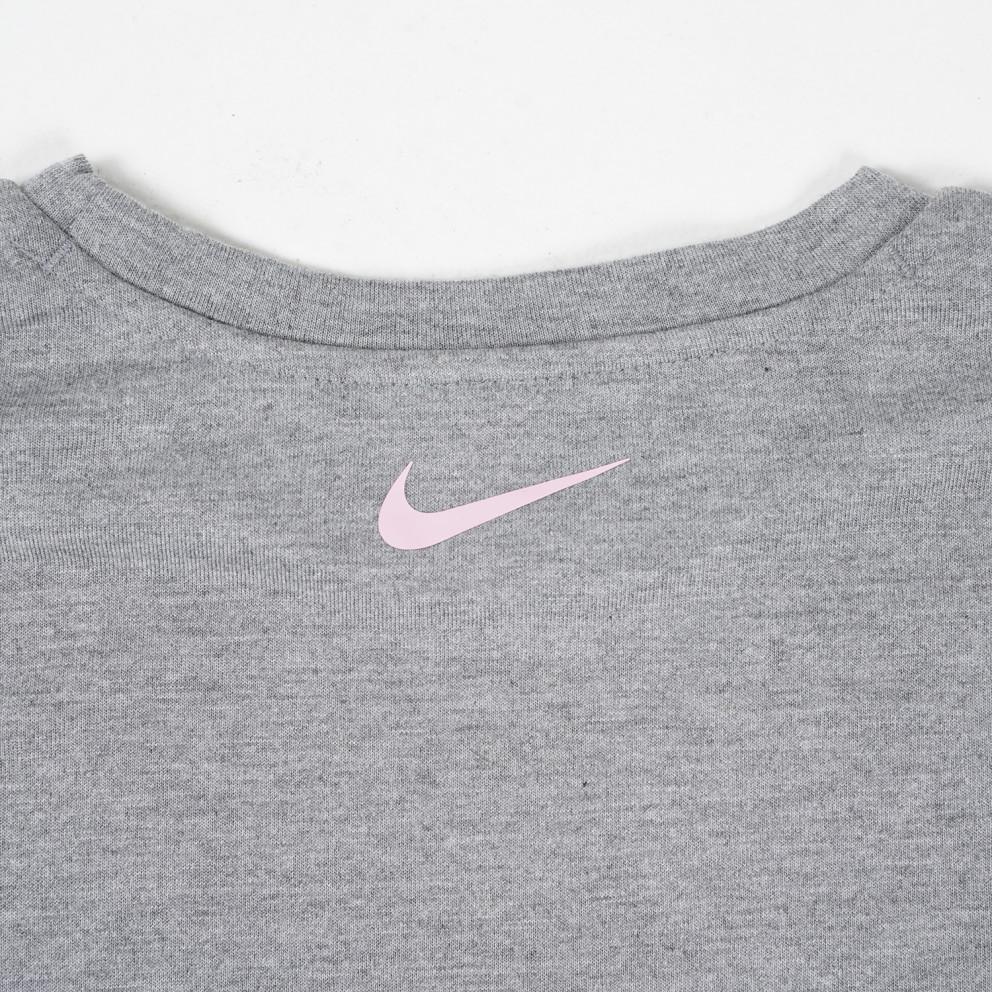 Nike  Swoosh Lines Παιδική Κοντομάνικη Μπλούζα