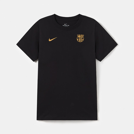Nike F.C. Barcelona Κοντομάνικη Παιδική Μπλούζα