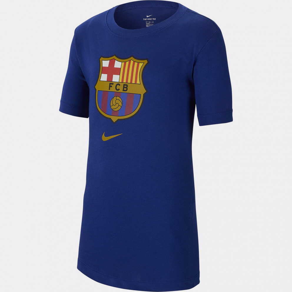 Nike FC Barcelona Kids' Tee