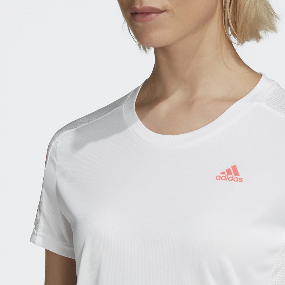 adidas Performance Own The Run Γυναικεία Μπλούζα