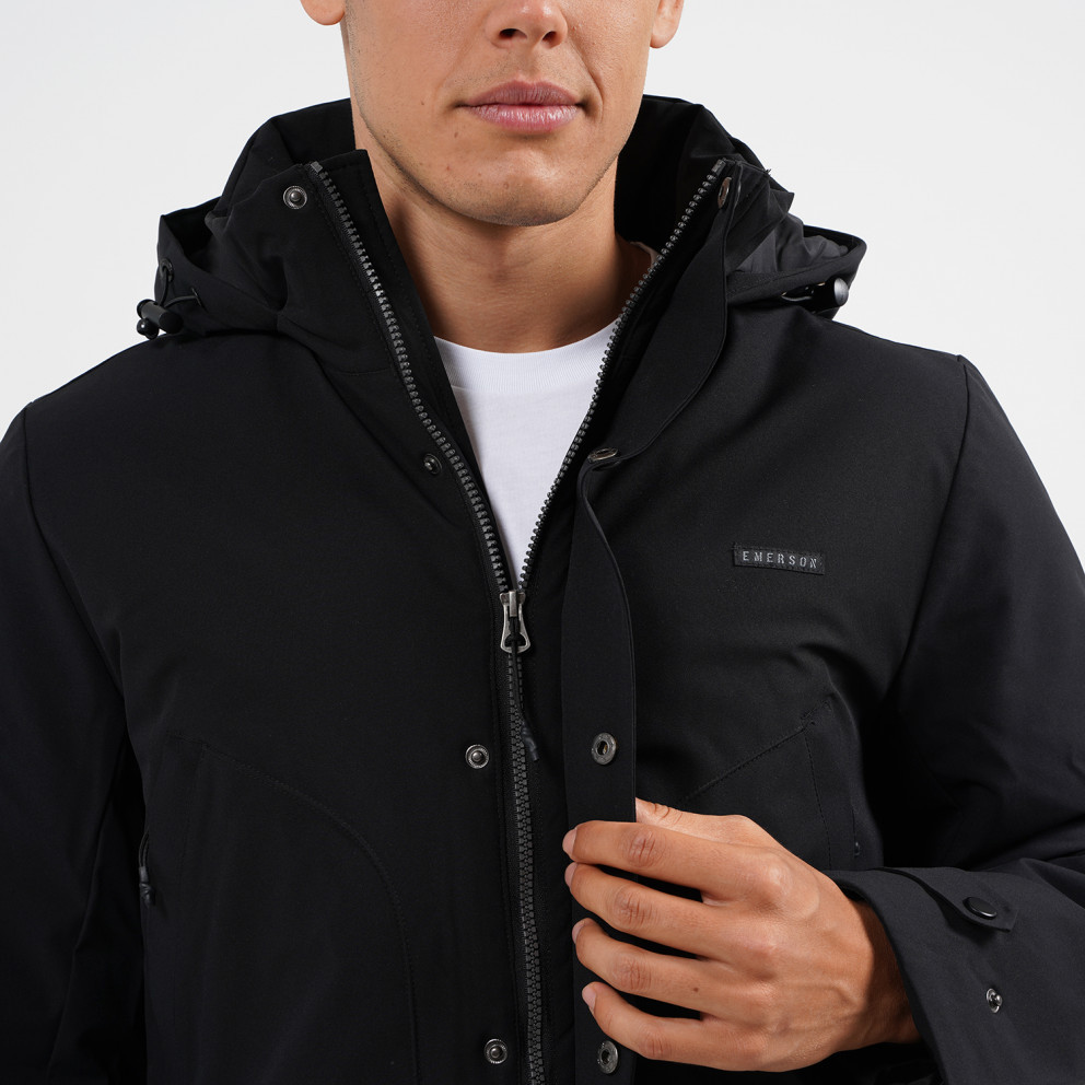 Emerson Men's Hooded Coat