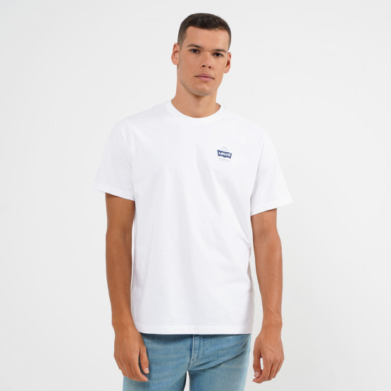 Levis SS Relaxed Fit Tee Ssnl Bw Alt
