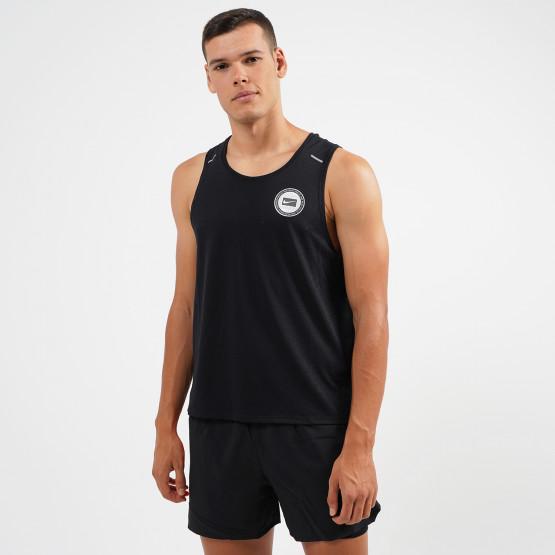 Nike Miler Wild Run Men's Graphic Running Tank