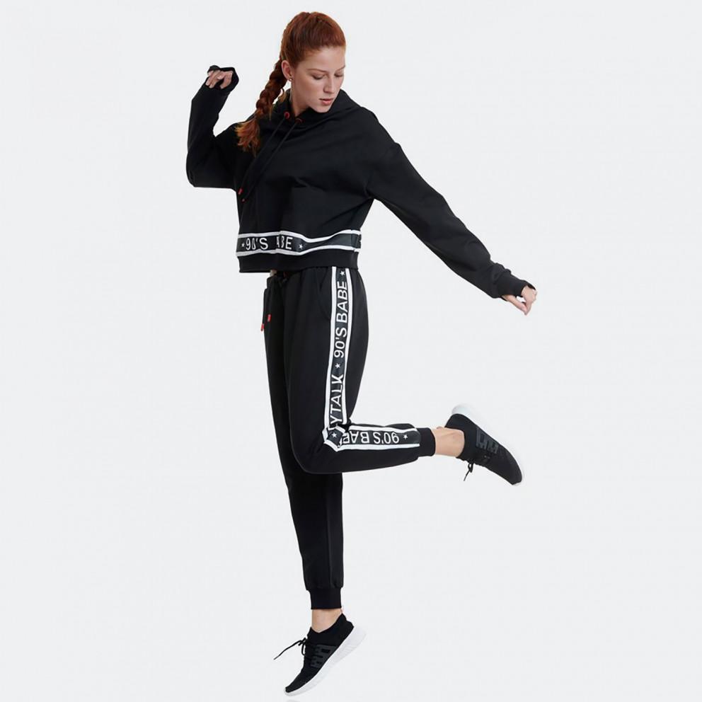 BodyTalk 90'Sbabew Jogger Pants - Medium Crotch  8