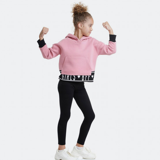 BodyTalk g Set Cropped Loose Hoodie & Leggings 4/4