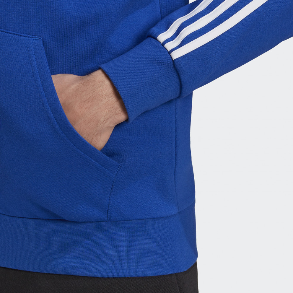 adidas Essentials 3-Stripes Fleece Men's Jacket