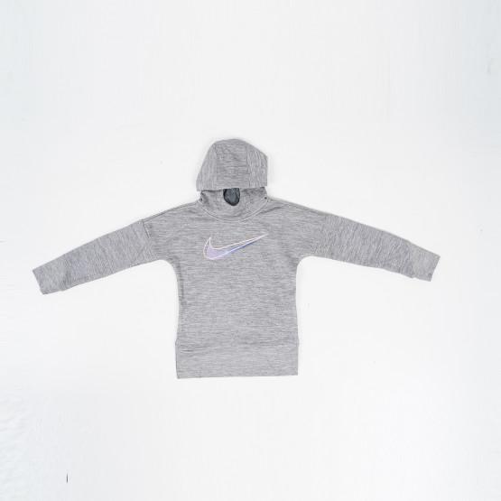 Nike Therma Po Kids Hooded Tunic