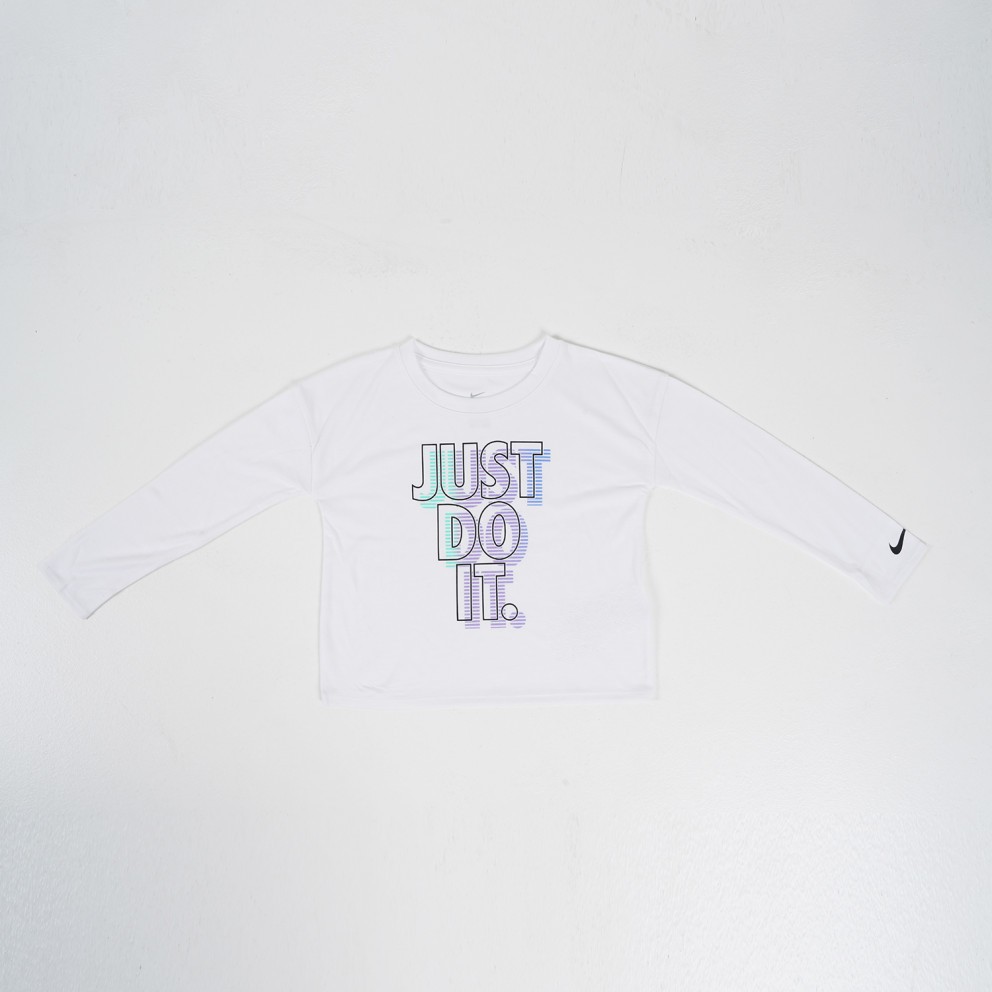 Nike T-Shirt for Little Girls