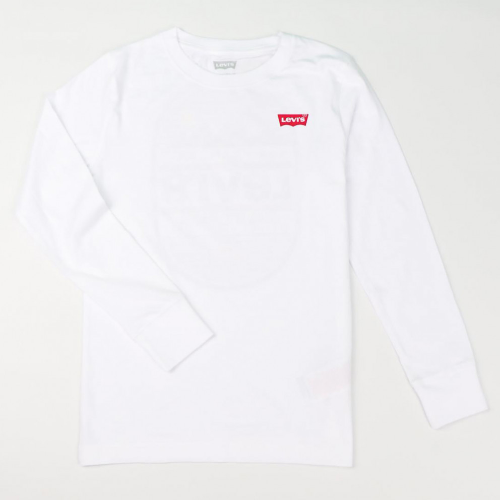 Levi's Graphic Tee Kids' Long-sleeved T-Shirt