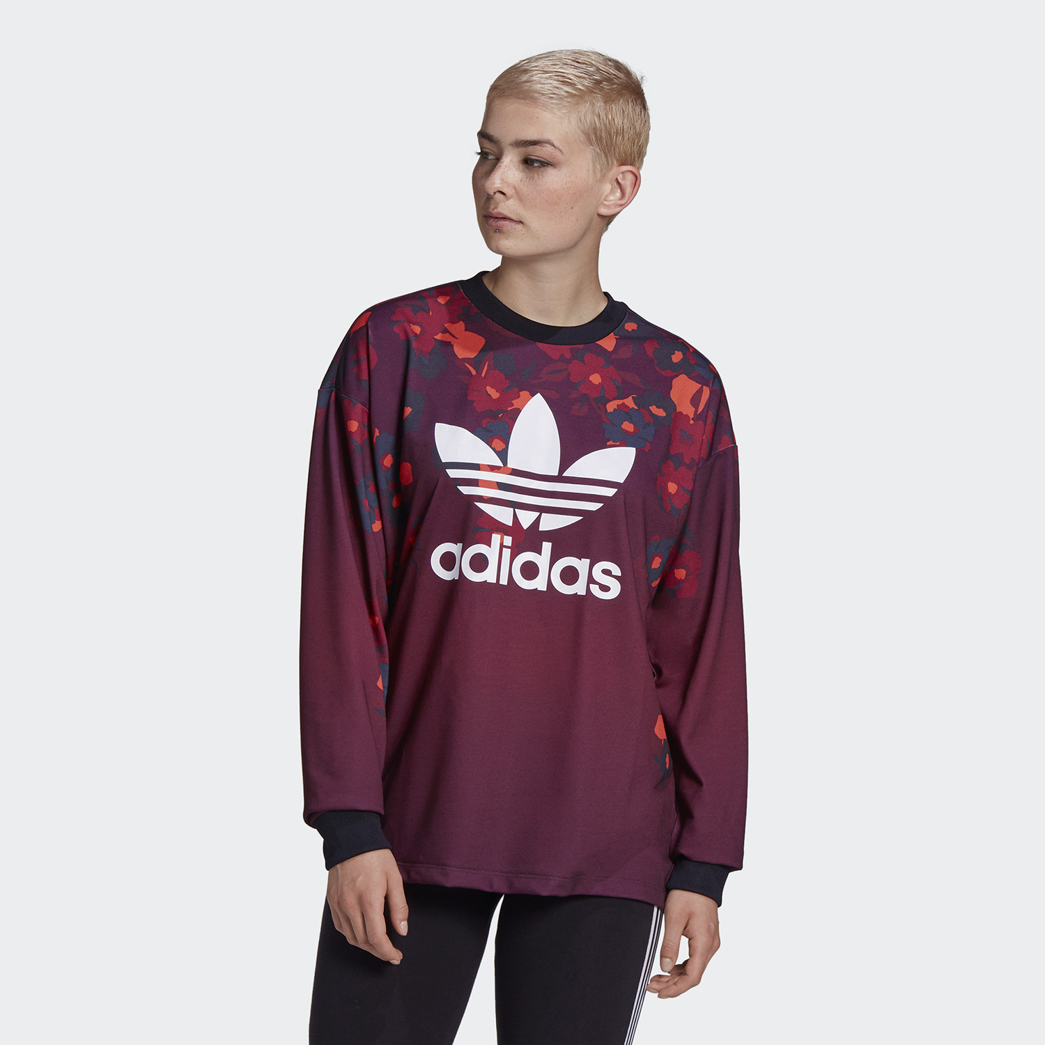 adidas Originals Her Studio London Crew Γυναικείο Φούτερ (9000060205_5775)