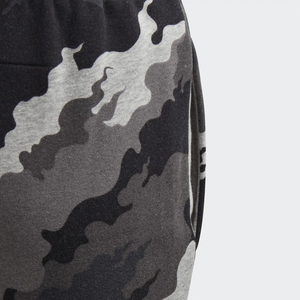 adidas Performance Must Haves Badge Of Sport Fleece Kids' Pants