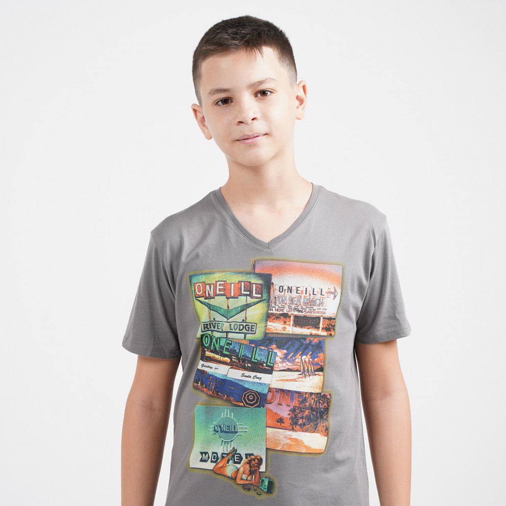 O'Neill Places To Stay Kid's T-Shirt
