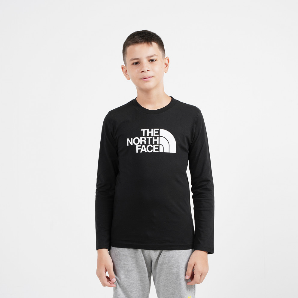 THE NORTH FACE Kid's Long Sleeve Shirt