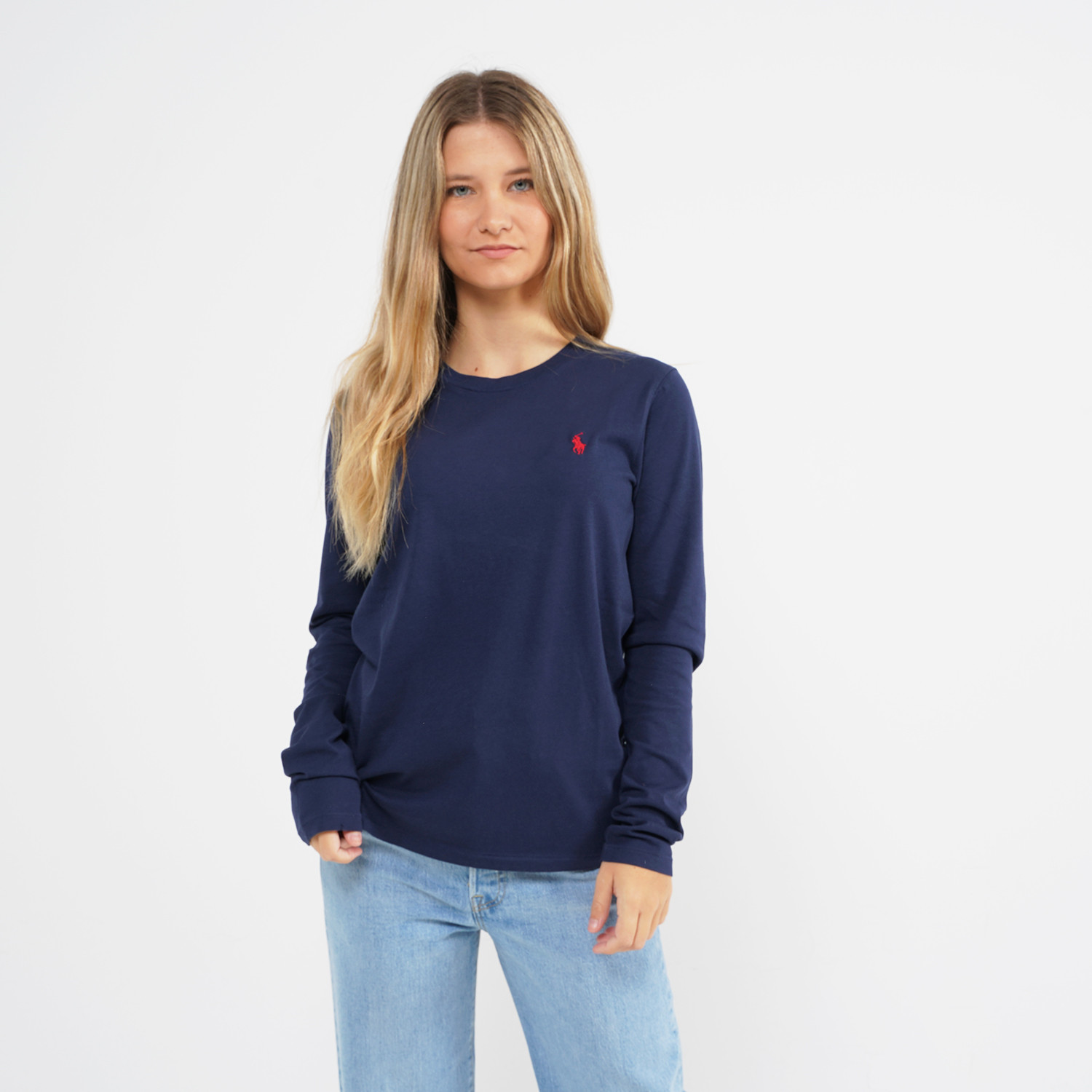 Polo Ralph Lauren Lng Slv Tee-Long Sleeve-Knit (9000064592_42083)