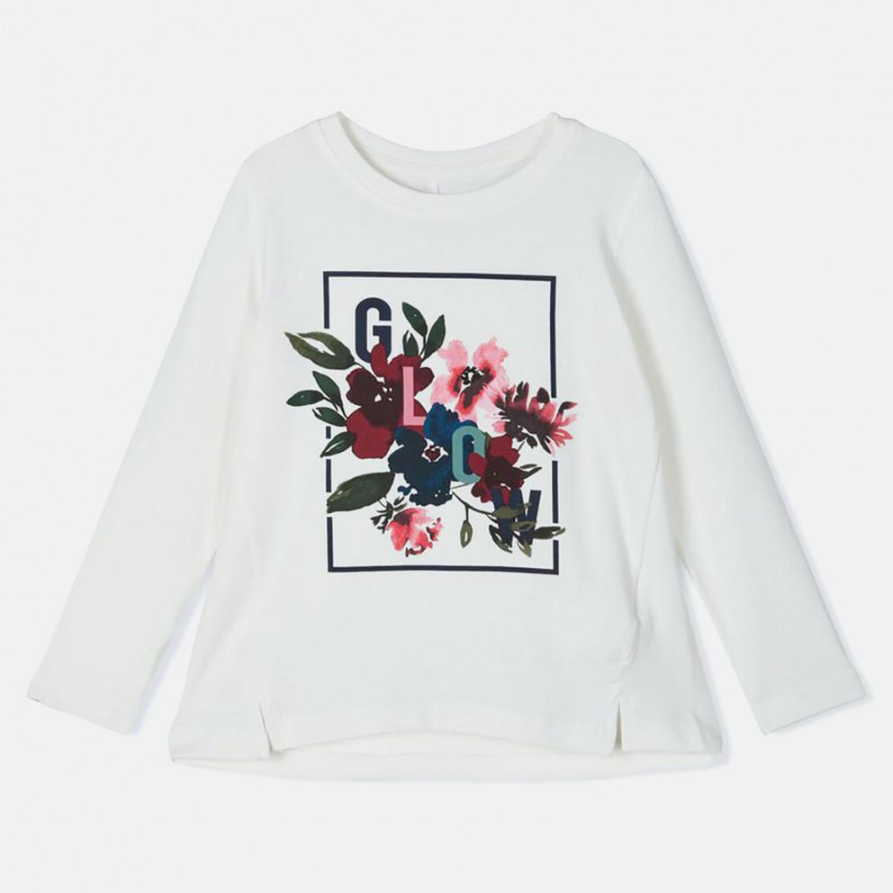 Name it Βox Logo Kid's Long-Sleeve Shirt