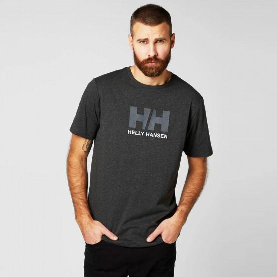 Helly Hansen Logo Ανδρικό T-Shirt