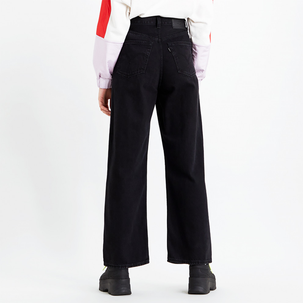 Levis High Loose Trainwreck Women's Jeans