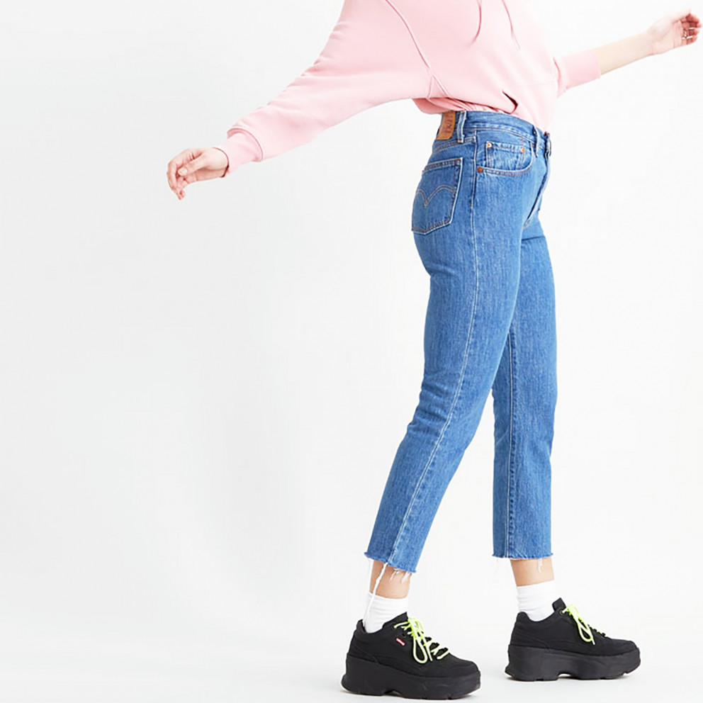 501® Crop Sansome Breeze Stone Women's Jeans