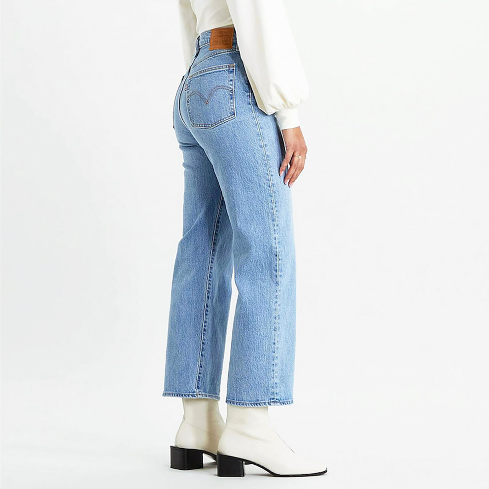 Levis Ribcage Straight Ankle Tango G