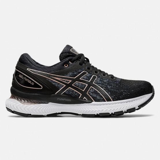 Asics Gel-Nimbus 22 Knit Γυναικεία Running Παπούτσια