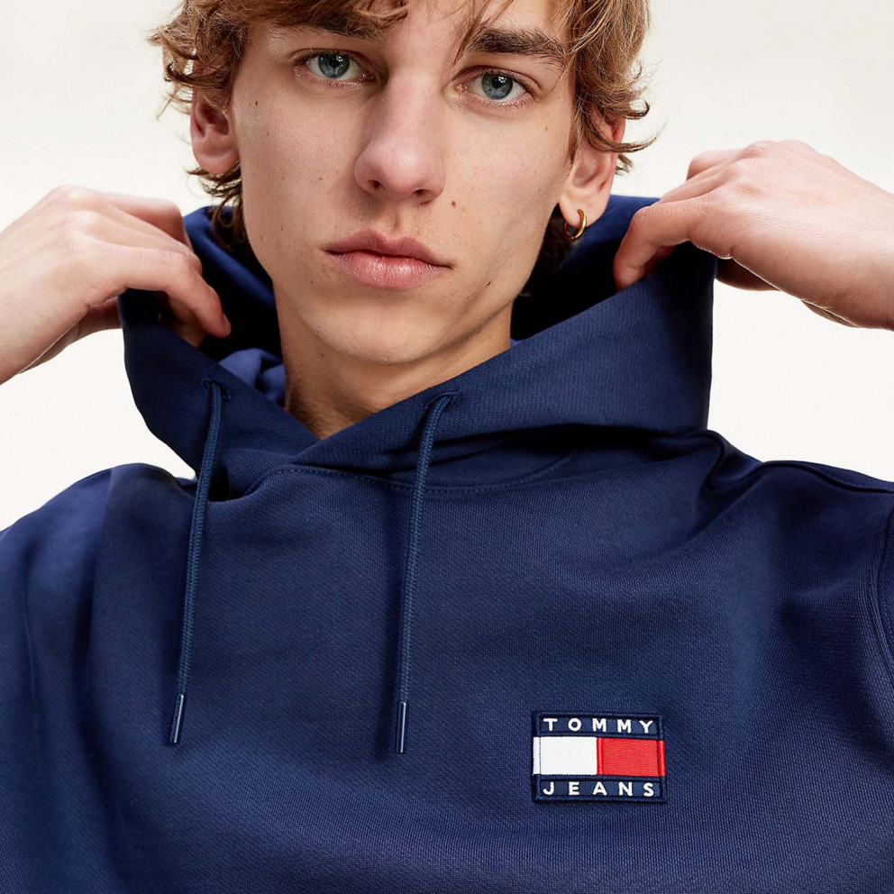 Tommy Jeans  Organic Cotton Men's Hoodie