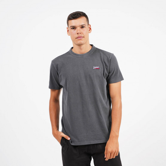Tommy Jeans Washed Logo Tee