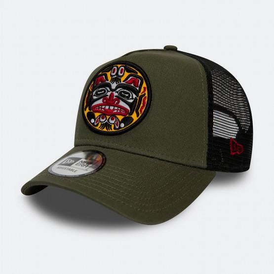 NEW ERA Tattoo Pack A-Frame Trucker Cap