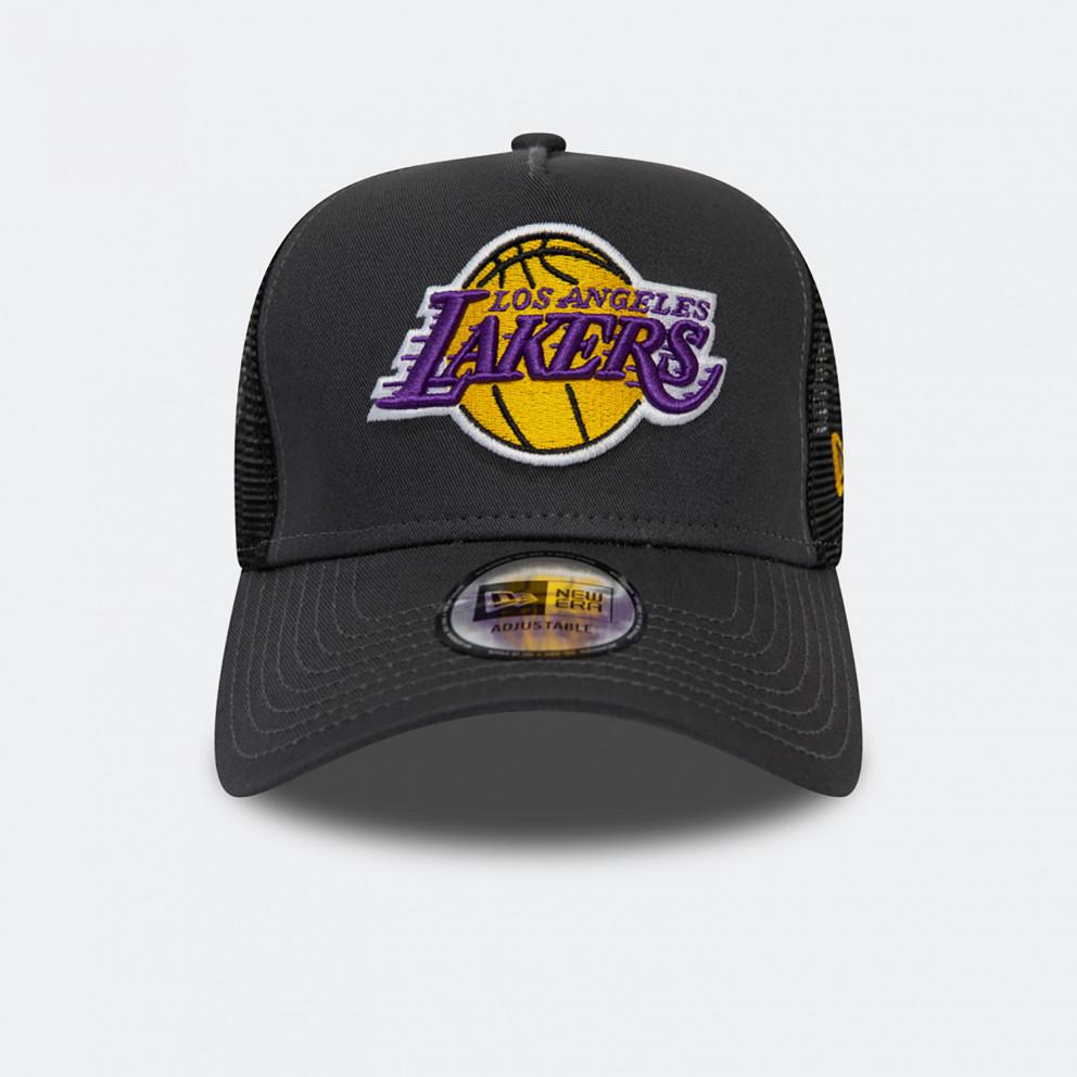 NEW ERA NBA Los Angeles Lakers Men's Trucker Cap