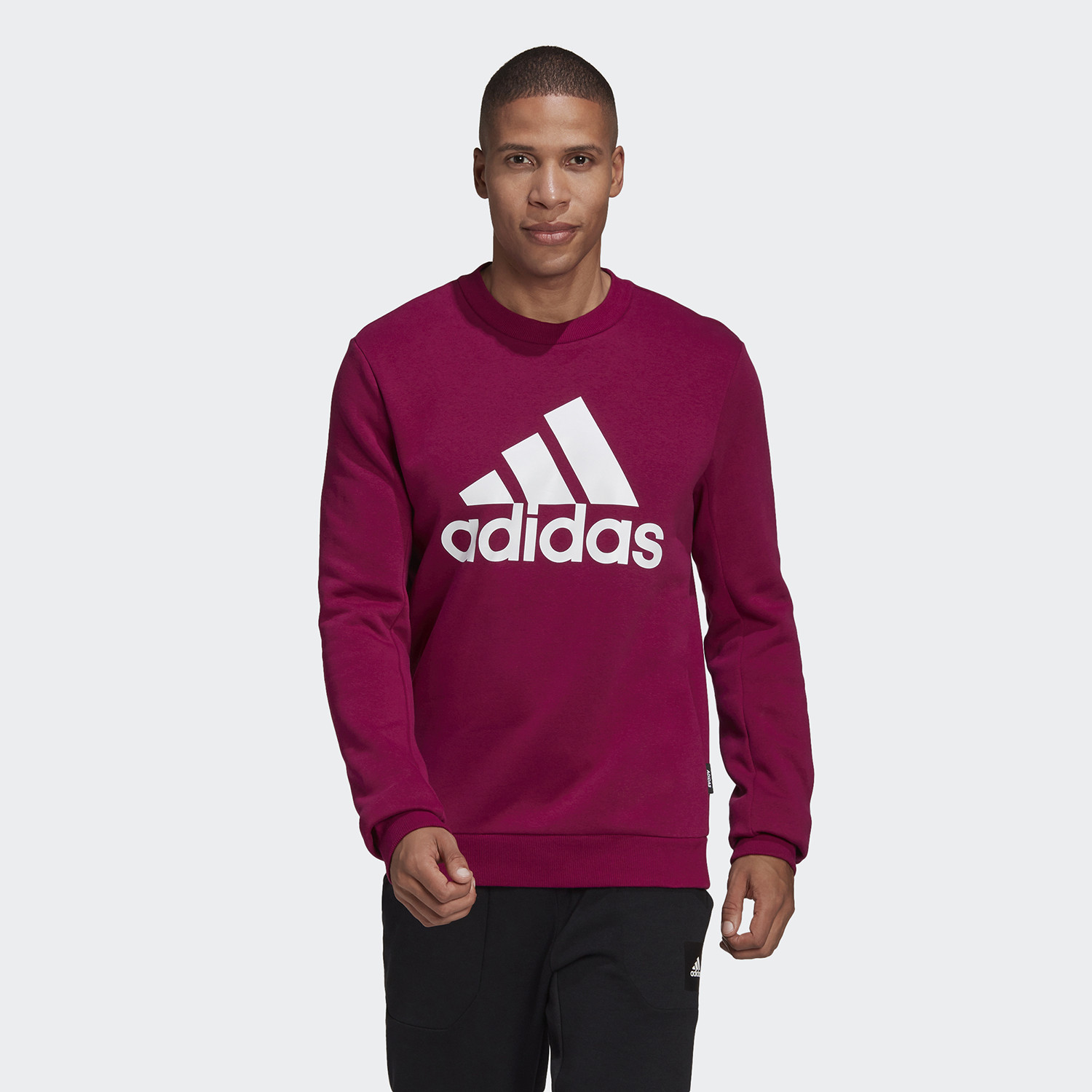 adidas Performance Badge Of Sport Fleece Ανδρικό Φούτερ (9000058725_47253)