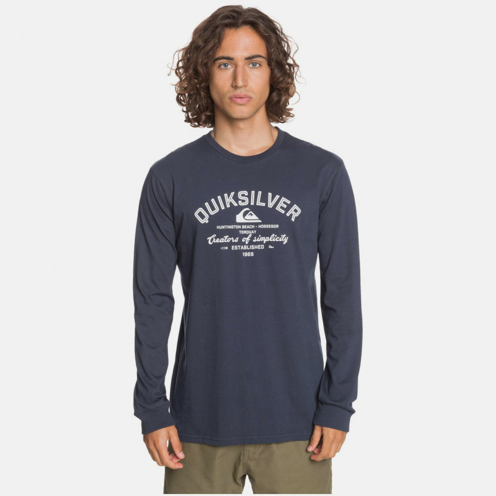 Quiksilver Creators Of Simplicity Men's Long Sleeve Shirt