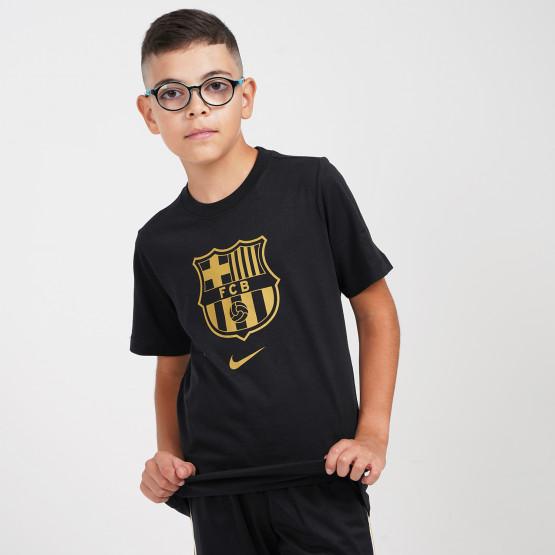 Nike FC Barcelona Παιδική Μπλούζα
