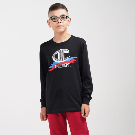 Champion Kids' Long Sleeve T-Shirt