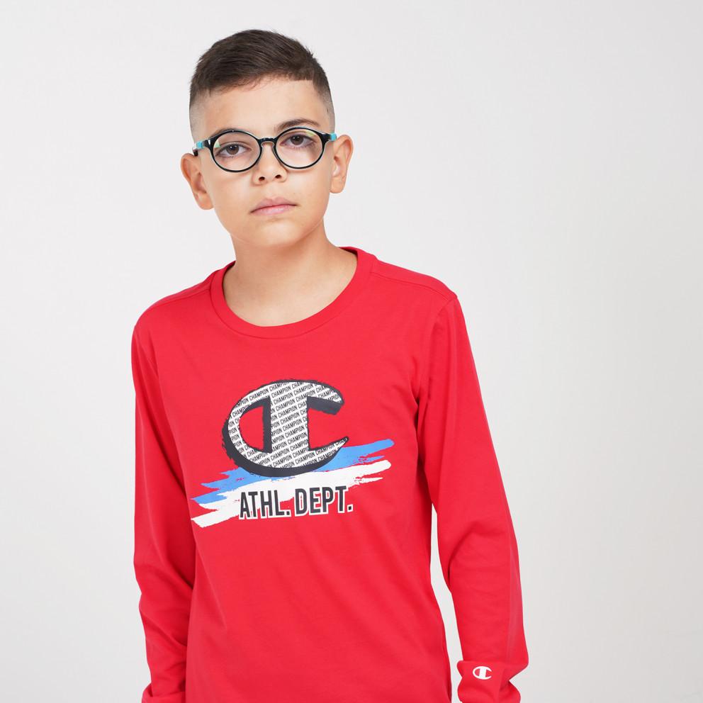 Champion Kids' Long Sleeve T-Shirt