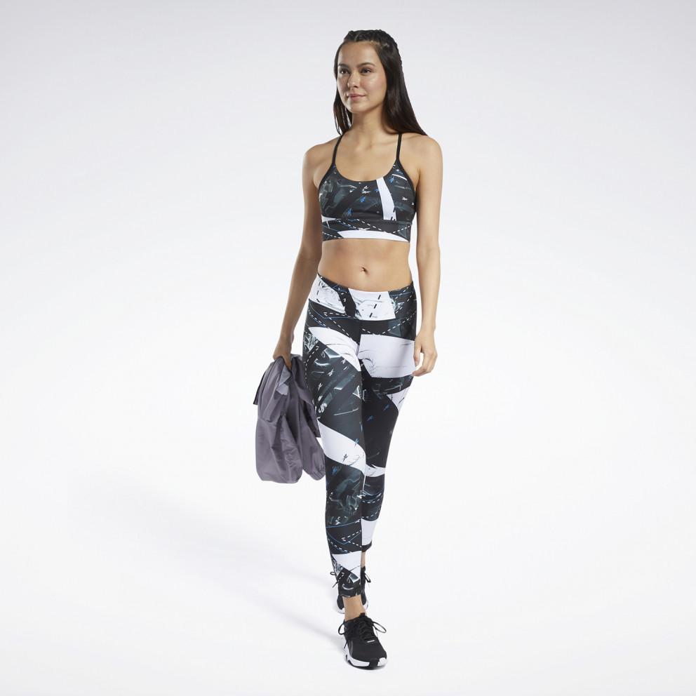 Reebok Sport Workout Ready Printed Women's Leggings