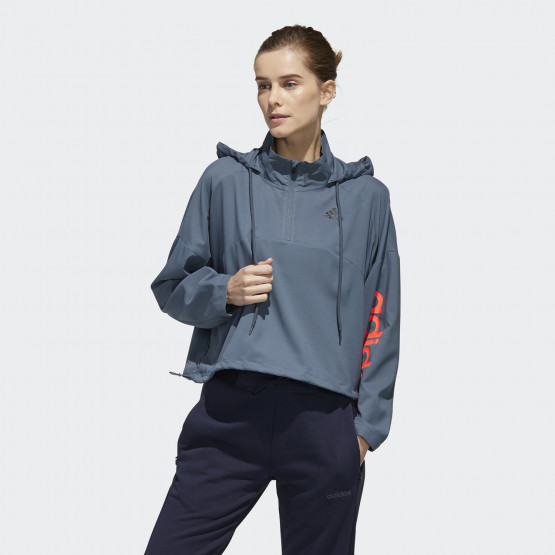 adidas Performance Activated Tech Windbreaker Γυναικείο Τζάκετ