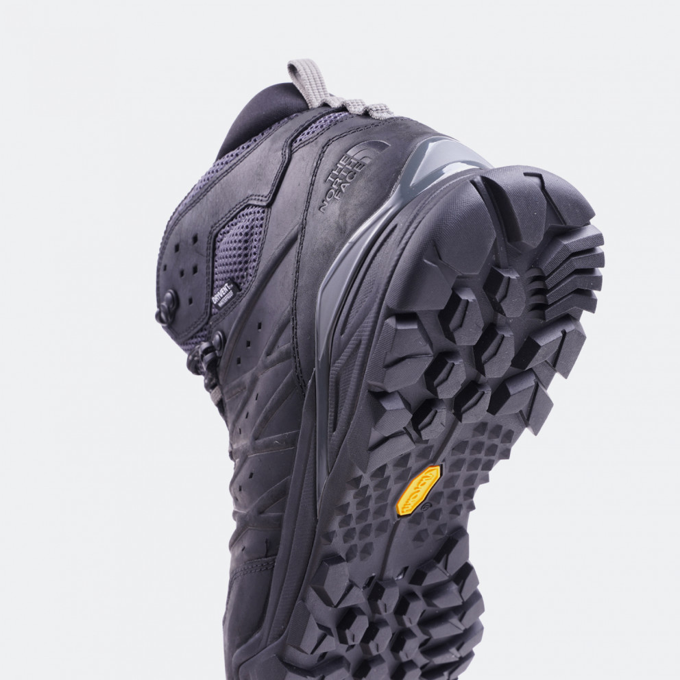 THE NORTH FACE M Hh Hike Ii Mid Wp Tnfblk/Graphtg