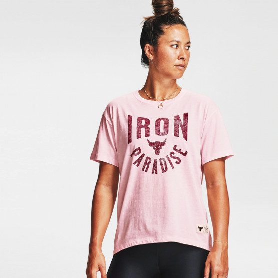 Under Armour Project Rock Graphic Women's Tee