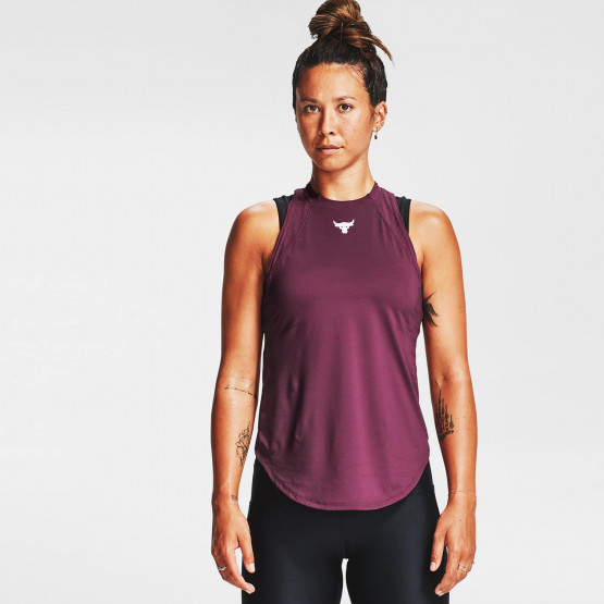 Under Armour Project Rock Perf Women's Tank Top