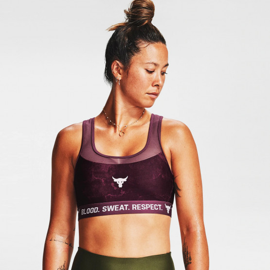 Under Armour Project Rock Sports Women's Bra