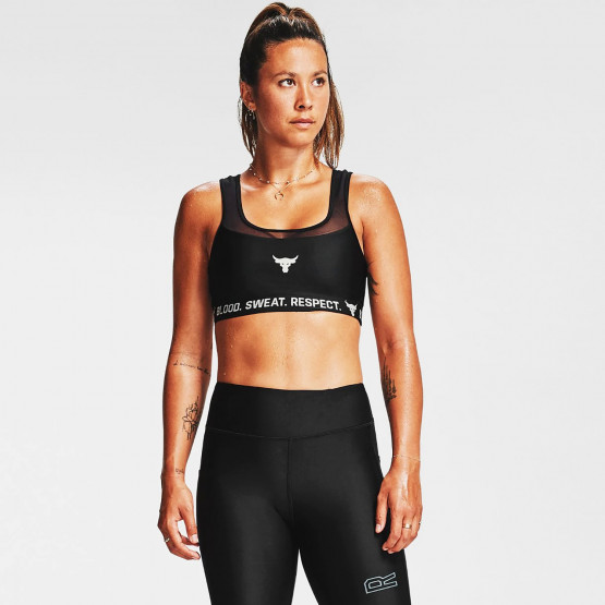 Under Armour Women's Project Rock Sports Bra