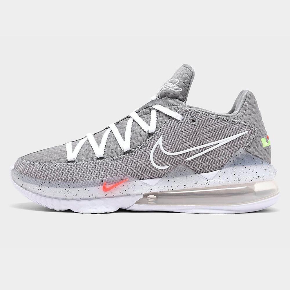 Nike Lebron Xvii Low Ανδρικά Μπασκετικά Παπούτσια (9000054652_46117)