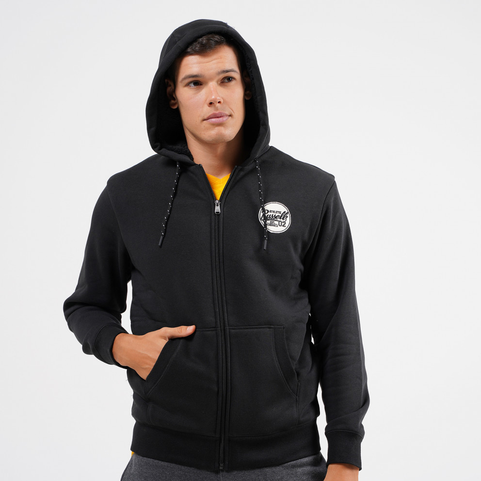 Russell Sherpa Men's Jacket with Hood