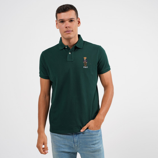 Polo Ralph Lauren Sskccmslm1-Short Sleeve-Knit