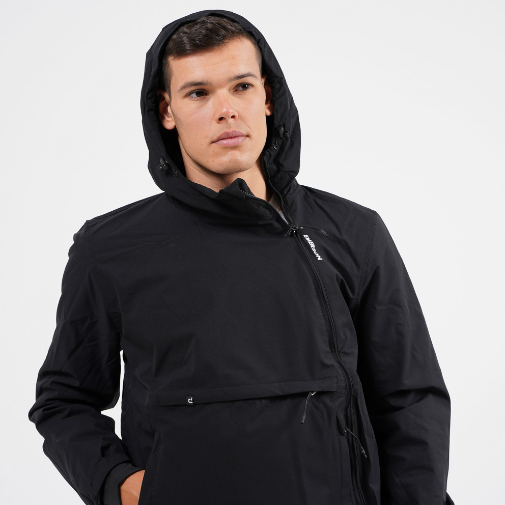 Emerson Pullover Zip Hooded Mens' Jacket