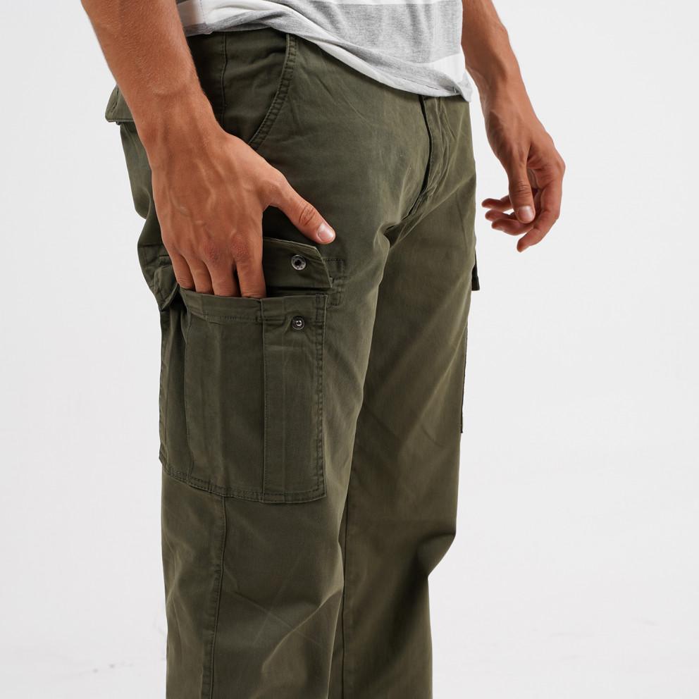 Emerson Garment Dyed Stretch Men's Cargo Pants